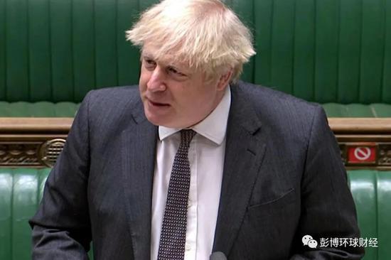 脱欧贸易协议在英国议会首战告捷 料在24小时内签署为法律_外汇蜡烛图