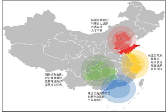 湘黔渝区块链产业异军突起 中西部成下一个淘金热?|区块链_LibraChina财经_LibraChina网