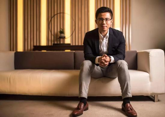 蔡弋戈:腾讯虚拟银行区块链总经理