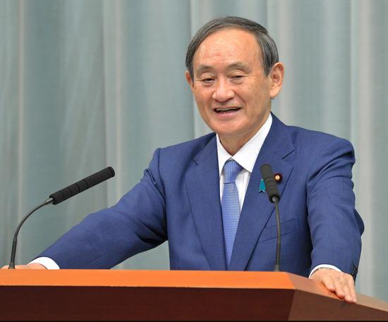 菅义伟将成为日本新首相!他凭借什么成为安倍继任者?-外汇交易  开放