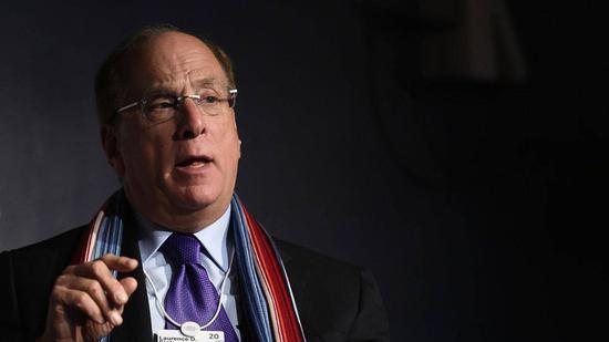 全球最大资管贝莱德CEO:加密货币将在世界金融体系中占有一席之地_新浪财经_新浪网