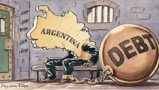 又见阿根廷!债务违约陷入倒计时 再被国际资本拒之门外-金道贵金属合法吗