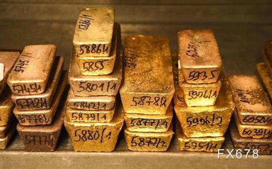 国际金价走弱美联储一大预期落空 美元创逾一周新高_贵金属投资