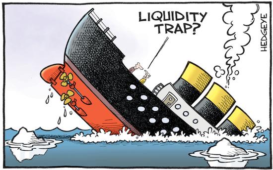 """英国央行行长称全球经济正陷入""""流动性陷阱"""",Forex 24 Global"""