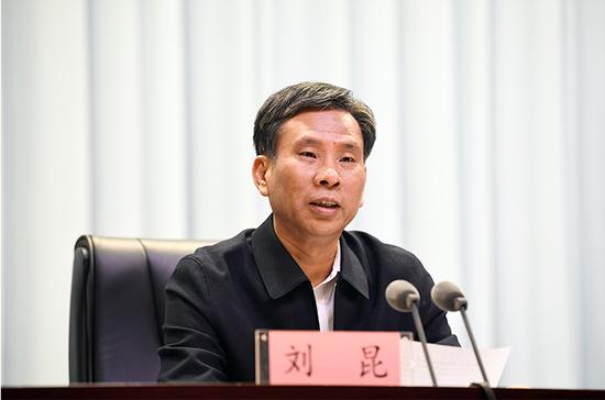 财政部刘昆:精准有效实施积极的财政政策 支持加快科技自立自强, 外汇110