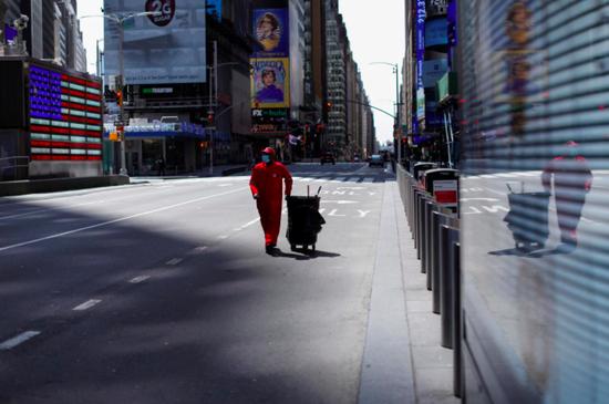 """调查:美国经济可能在陷入严重衰退后呈""""U""""型复苏-中国外汇网官网"""