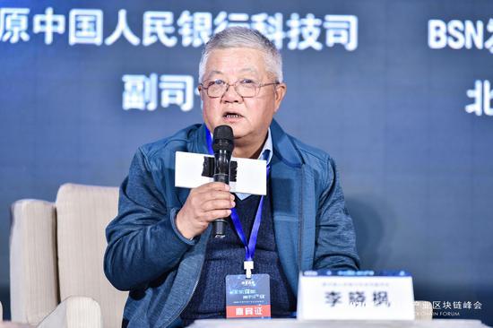 李晓枫:金融机构的部分区块链项目深度不够_LBRCHINA_LBRCHINA网