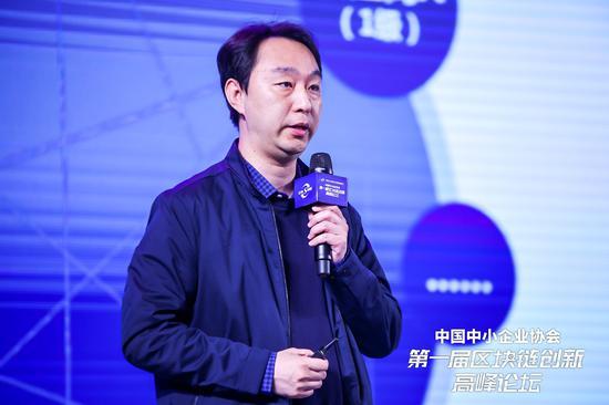 孙毅:区块链3.0时代重点要解决链与链的互联互通_新浪财经_新浪网
