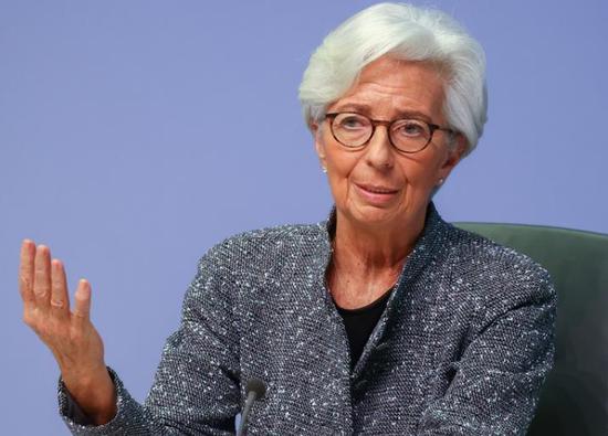 拉加德敦促欧盟考虑将复苏基金作为永久工具,360fx.net