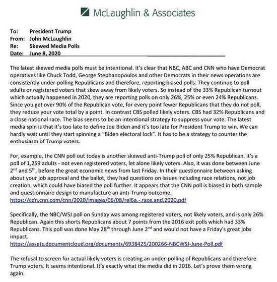 McLaughlin & Associates公司的分析报告 图源:推特