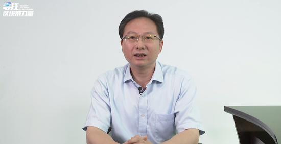 姚前:中国在区块链技术上完全有机会实现弯道超车,外汇指标共振