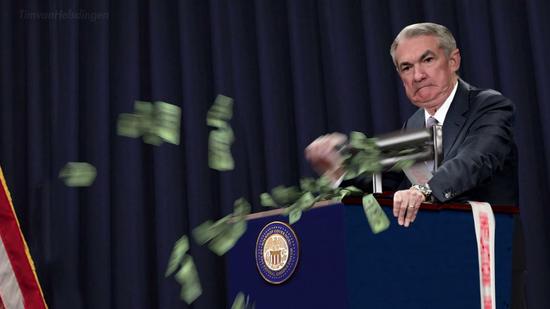 美联储还会不会继续放水?零利率不止 印钞机不停!,国际外汇交易平台