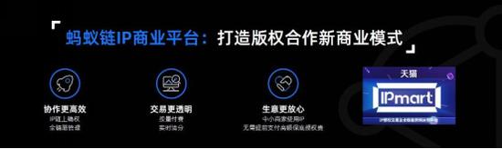 """用区块链使交易更透明 蚂蚁链推新平台打造""""IP新零售模式""""_新浪财经_新浪网"""