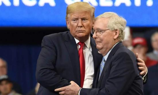 特朗普希望刺激方案规模超1.8万亿美元 麦康奈尔称共和党不支持,ea自动化交易系统