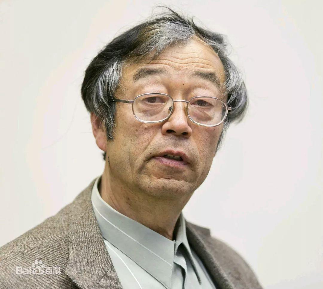 多利安·中本 日裔美国人 | 电脑专家