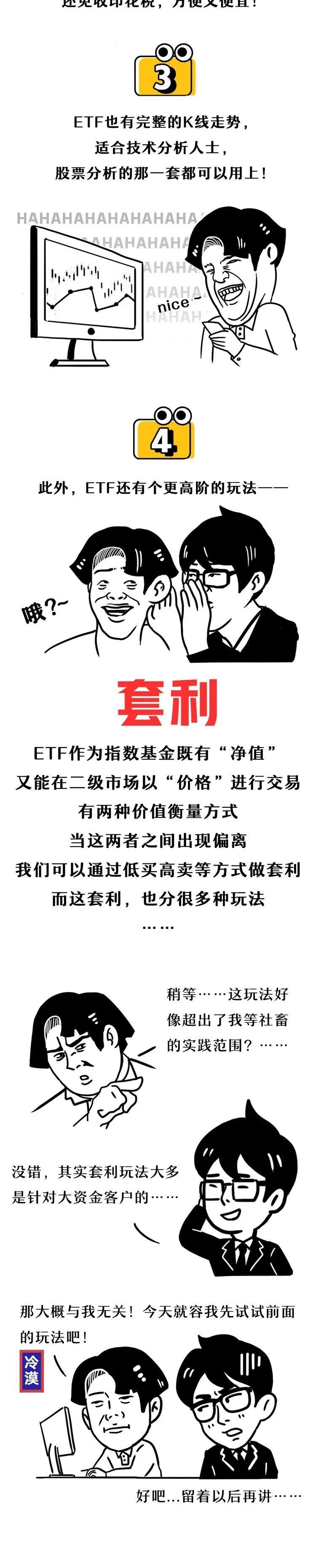 漫说ETF|ETF都是些神马玩法?