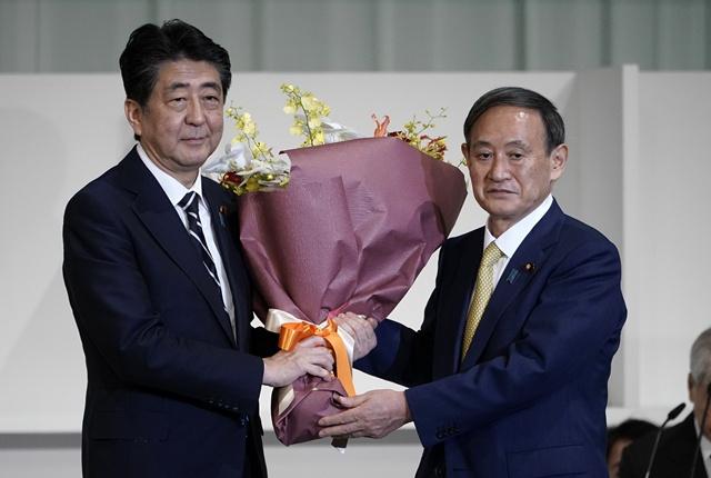 从农民儿子到日本新首相 菅义伟继承安倍遗产还是另起炉灶?,oms
