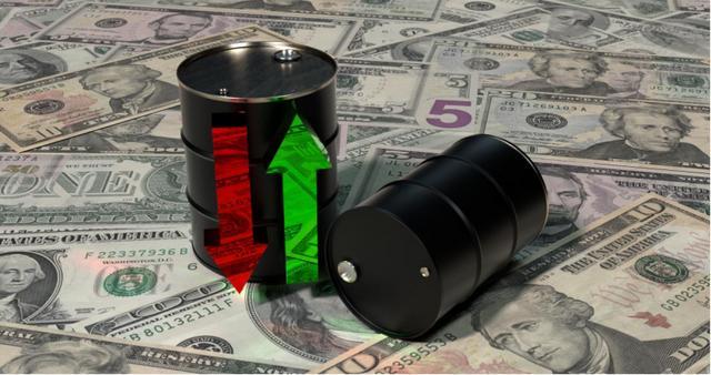 最新数据:美油大跌10美元/桶!中国成品油涨价概率下降?