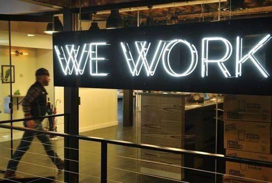 传摩根大通或成为WeWork年内IPO主承销商