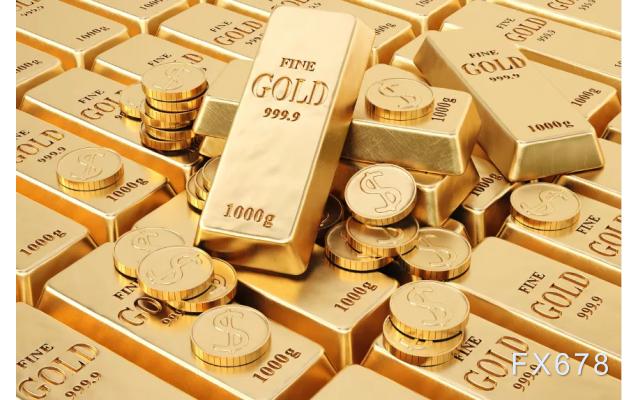 美元指数止跌反弹 黄金大跌30美元创近一周新低_中国外汇交易公司