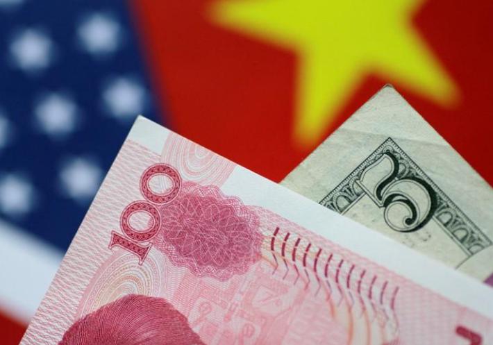 人民币对美元持续走强 英媒:全球都对中国资产感兴趣+外汇交易开户网站