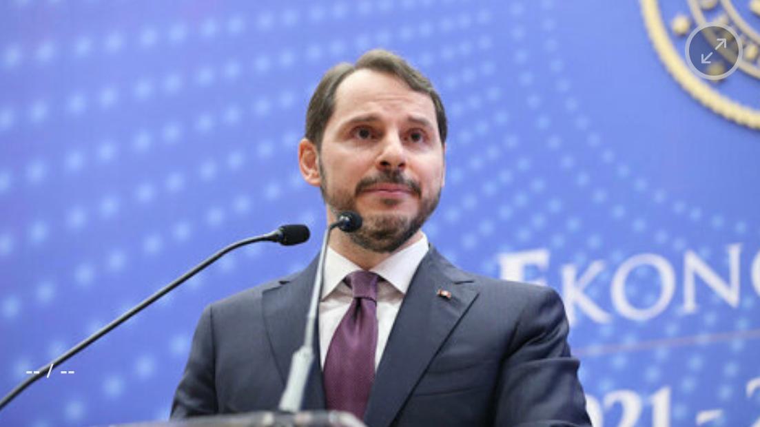 因健康原因 土耳其国库与财政部长发布声明宣布辞职,模拟外汇