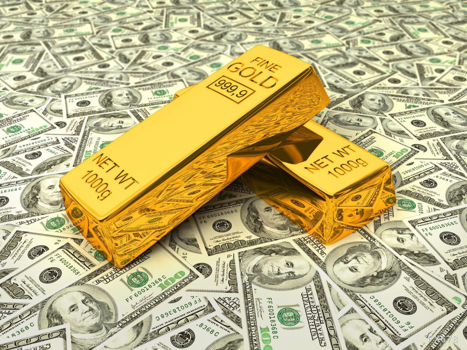 黄金交易提醒:美联储维持超宽松政策 金价有望延续涨势|外汇保证金交易公司