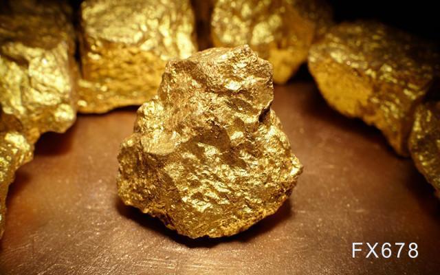 黄金再度承压千九关口 投资者目光已经转向新的层面,外汇之星