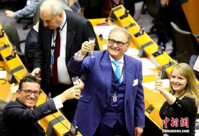 欧盟成员国批准英国脱欧协议暂时生效 再迈进一步,诺德外汇