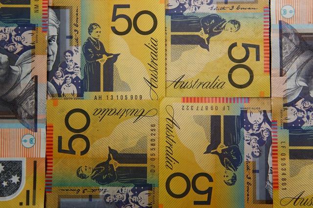 澳元涨向27个月高点 冒险意愿推动的涨势重现+Exness