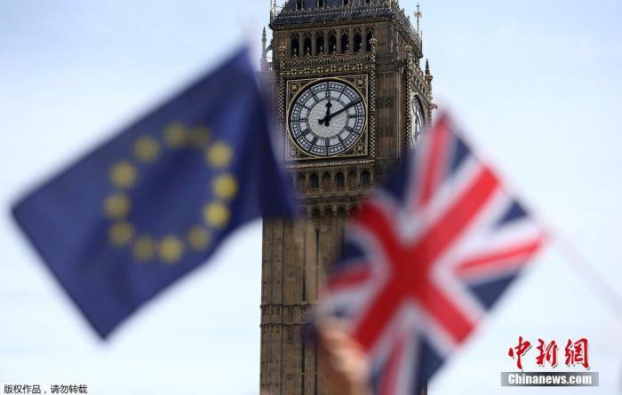 六十载风雨、三余年僵持:这一刻,英国终于脱欧了!_人民币兑英镑