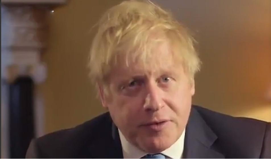 约翰逊:英国既是欧洲强国 又是真正全球化国家|Velocity