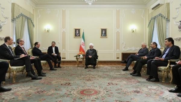 伊朗总统鲁哈尼:美国对伊朗的制裁是恐怖主义-城镇职工社会养老保险