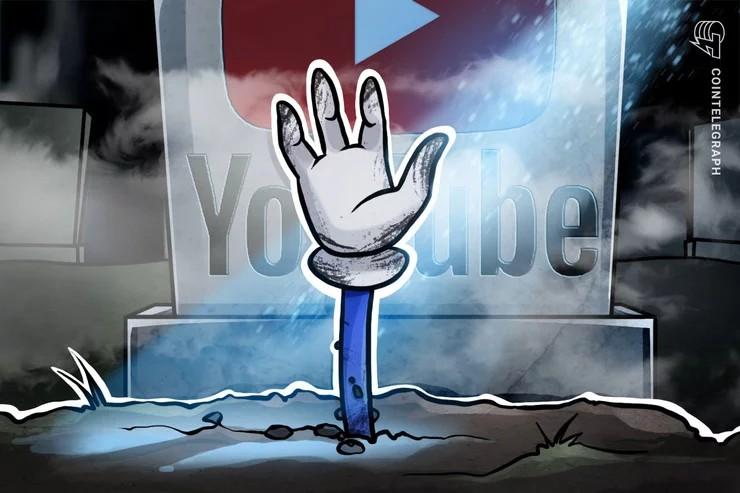 YouTube的加密货币禁令再度来袭_LibraNews_LibraNews网