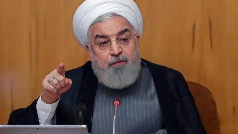 特朗普称愿协助伊朗抗击疫情 鲁哈尼:先取消药物制裁再说+外汇平台安全