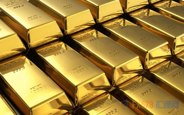 黄金受到弱势美元支撑 市场期待美联储澄清一点,第一应用