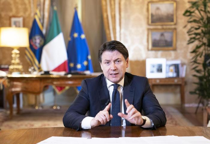 △意大利总理孔特宣布新经济纾困措施 (源自 安莎社)