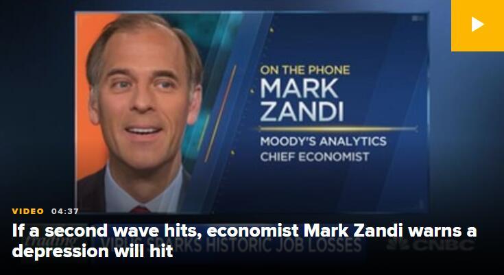 成败关键时刻!美国恐面临第二波疫情和经济萧条的风险?_一带一路 召开时间