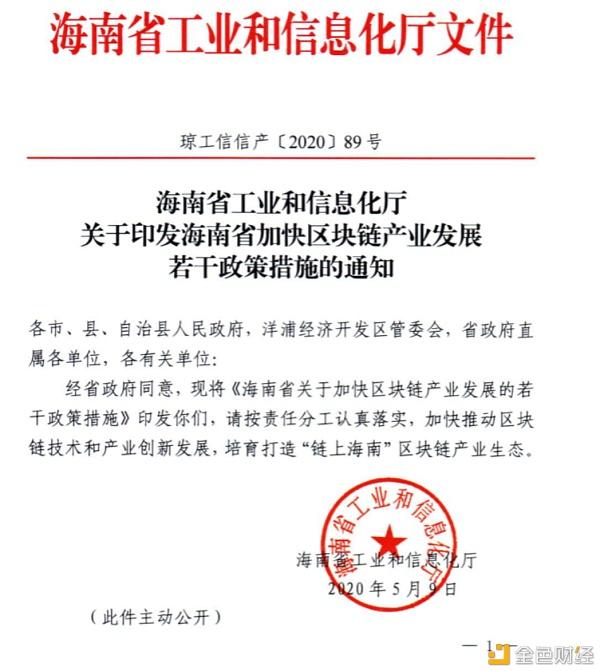 海南省设立10亿元基金 支持龙头企业探索数字资产交易 区块链_LibraChina_LibraChina