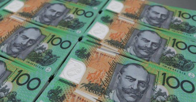惠誉将澳洲AAA评级展望下调至负面 澳元亚市持续承压