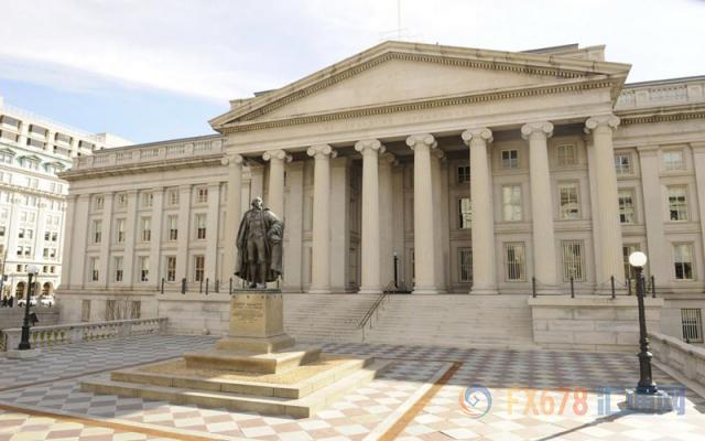 美国财政部计划第二季举债近3万亿 美元架不住这阵仗,wellsfargobank