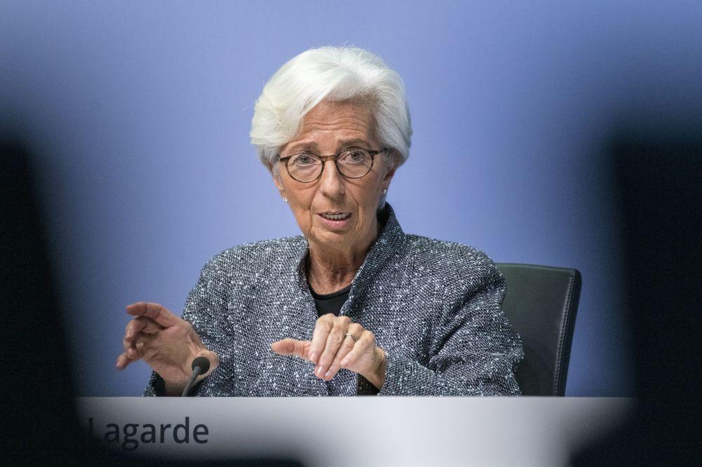 欧洲央行行长拉加德:欧盟必须团结一致抗击新冠疫情,大额人民币