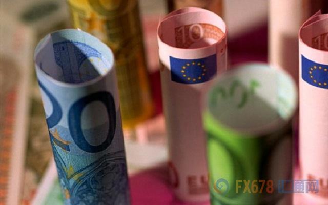 欧元上周突破55周均线强阻力 短期有望上攻1.12,外汇返佣通汇国际