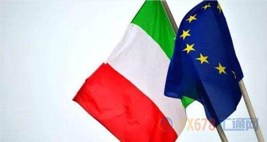 意大利在欧盟抗疫基金中所得过多?不 他们被欧元坑了二十年-外汇交易目标