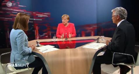 德国总理默克尔:美国两极分化严重 其它不能多说了-原油交易哪个平台好