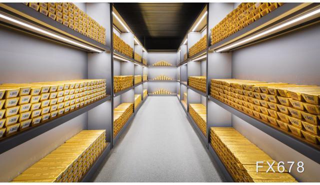 黄金T+D创一周新高白银T+D大涨近5%!美元创27个月新低,外汇交易盘面