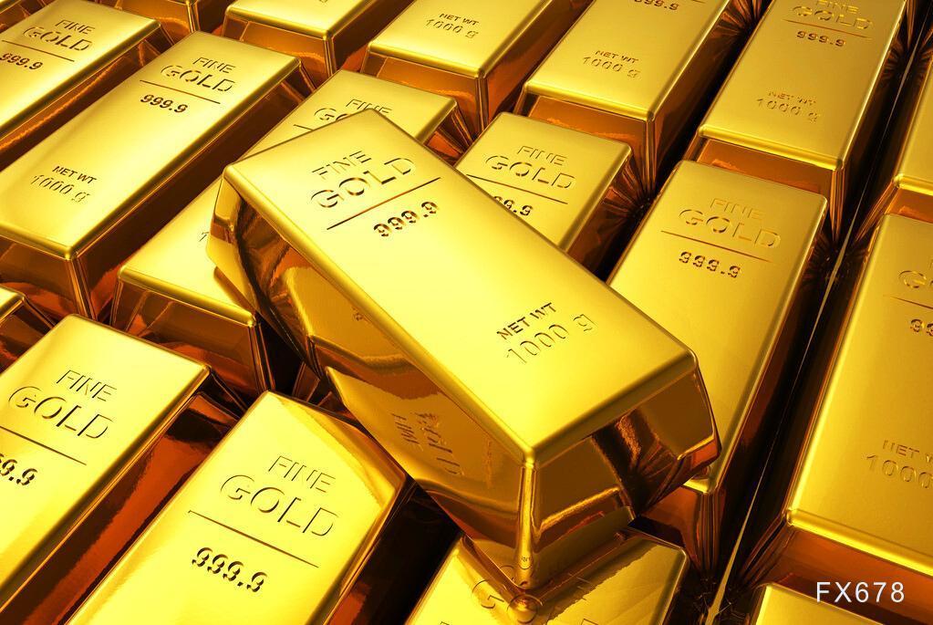 黄金交易提醒:黄金短线看美元脸色?关注1920支撑+日经