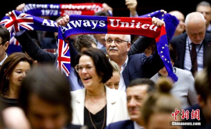 英国或违反脱欧协议关键条款 欧盟考虑展开法律行动,横华国际