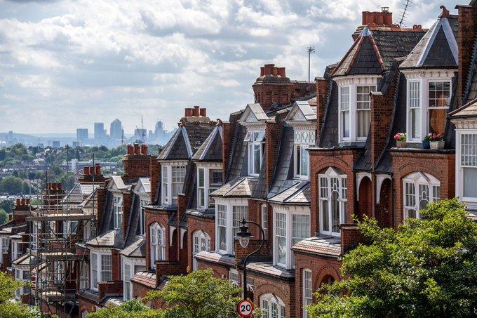 英国房价八月创下历史新高 拖欠房租的人越来越多-Sucden Financial