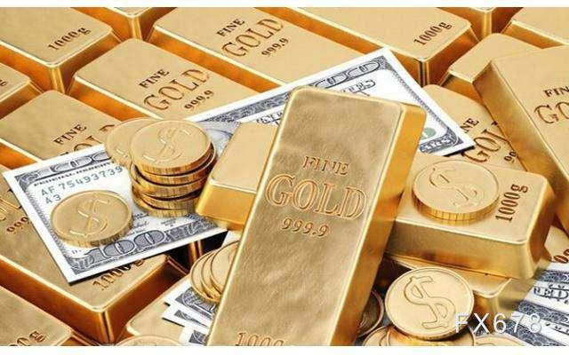 黄金四天暴跌100美元 涨势宣告终结?五张图带你一探究竟|外汇交易平台名字